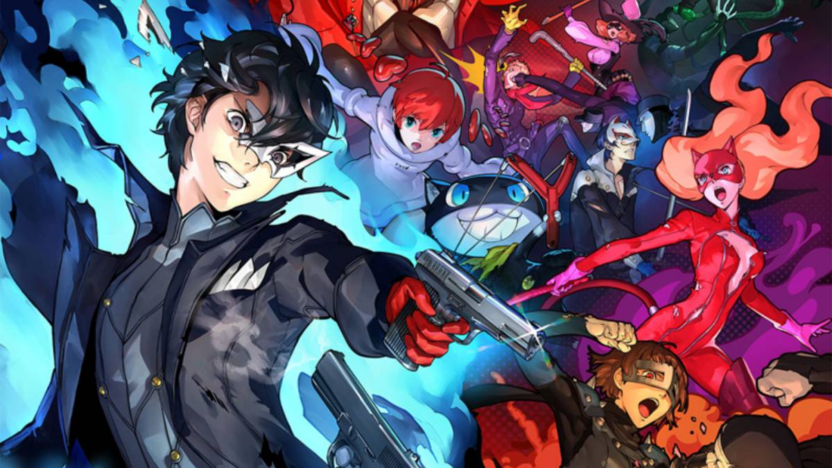 Atlus nos muestra el gameplay de Persona 5 Scramble: The Phantom Strikers
